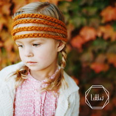 child little j headbands