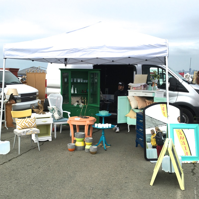 5 Tips for shopping the Alameda Antique Faire